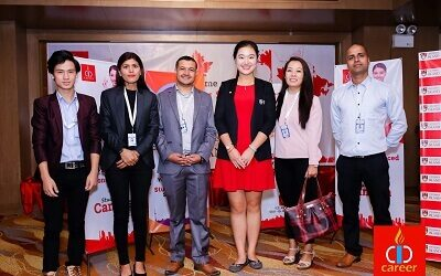 best consultancy to study in Canada from Nepal